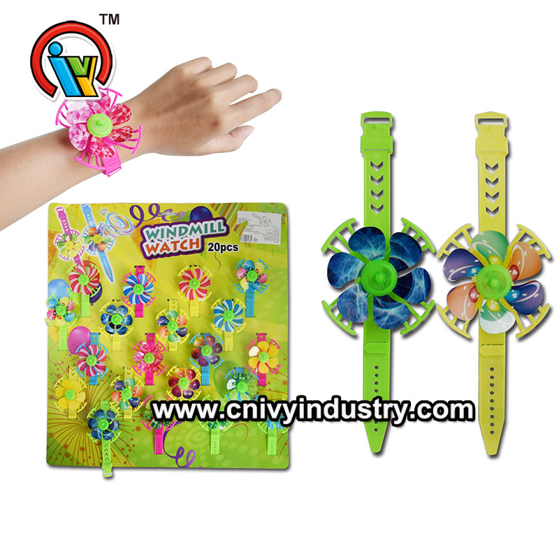 Toy windmill watch