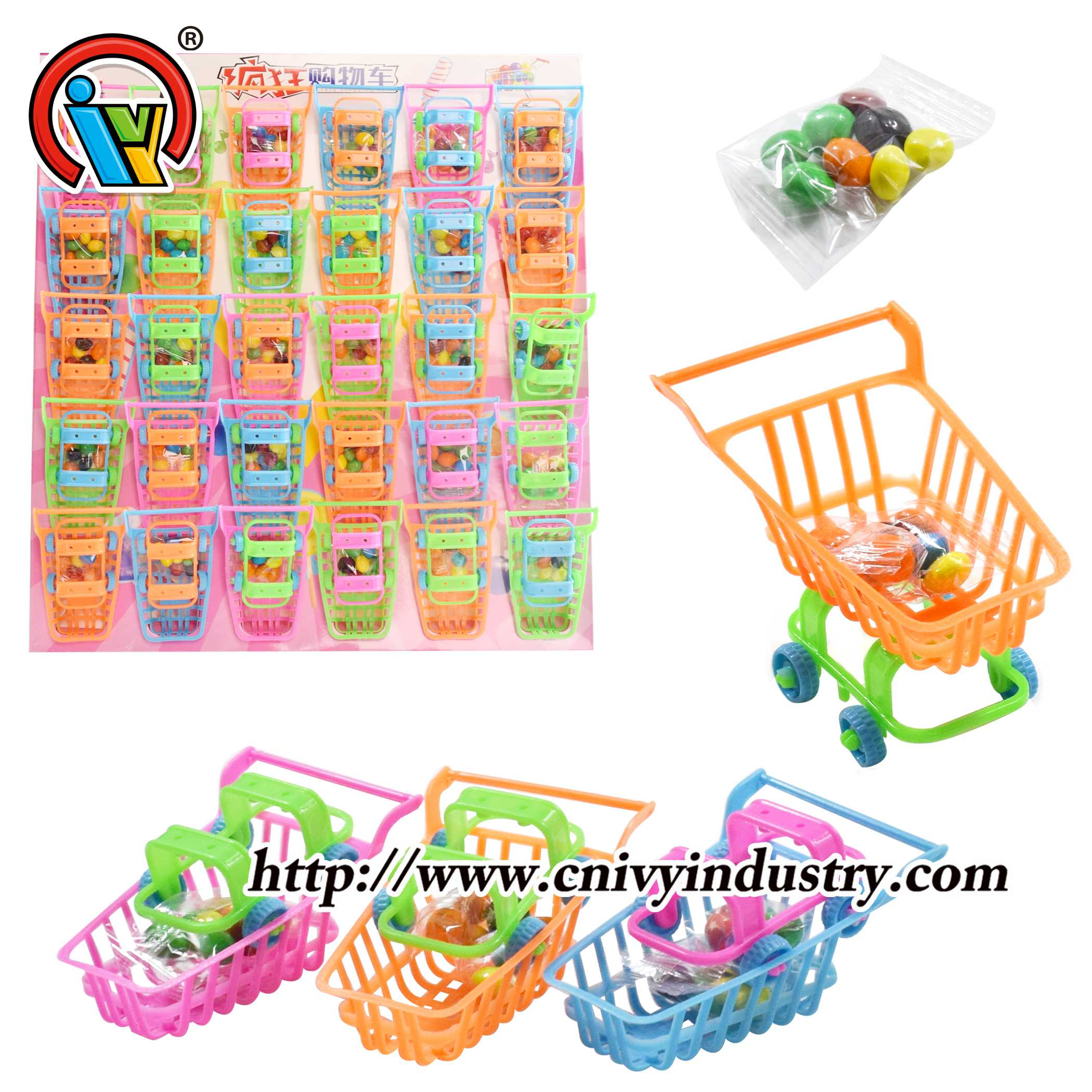 toy candy manufacturer