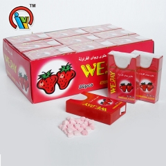 fruity pressed candy in magic box